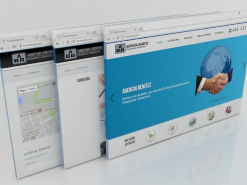 Desarrollo Web a medida para empresas