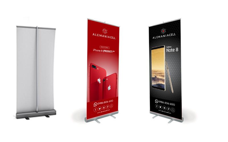 Diseño de banners para tiendas y redes sociales