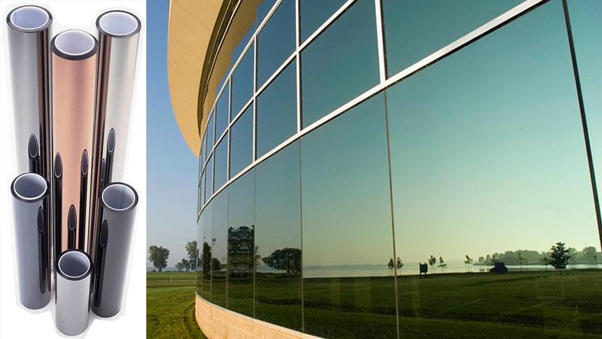 Polarizado de vidrios para oficinas y residencias