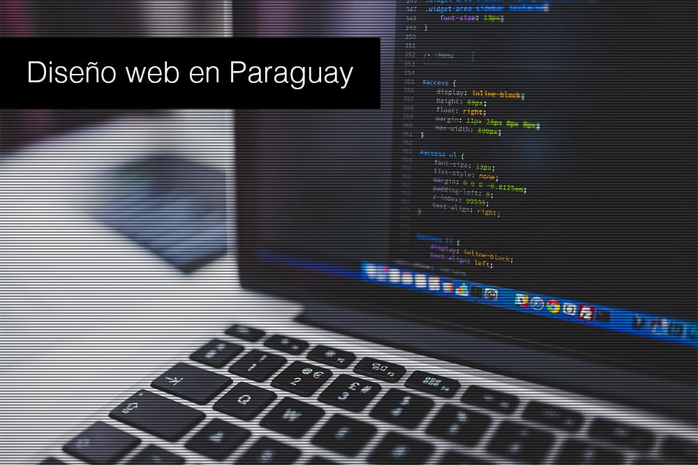 Diseño web en Paraguay
