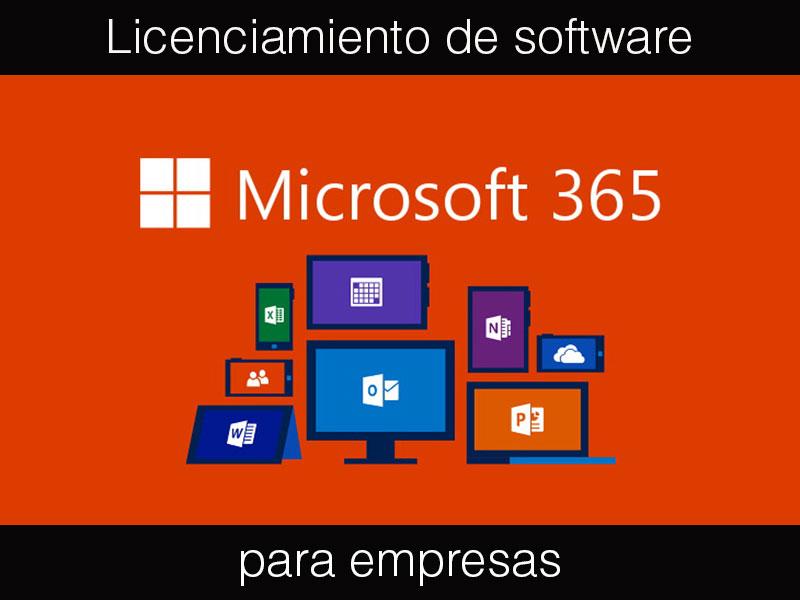 Licencia Microsoft 365 en Paraguay