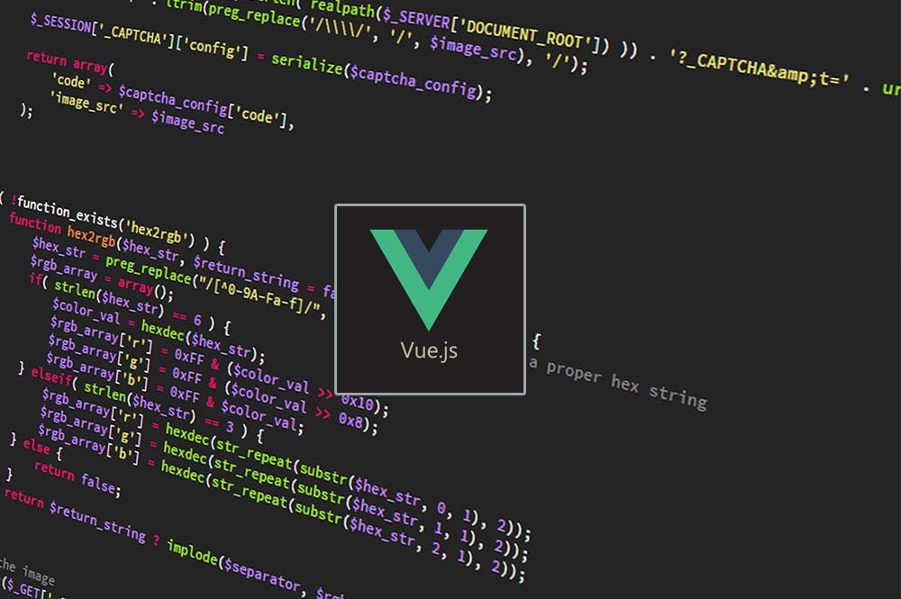 Desarrollo de Aplicaciones Web en Vue JS